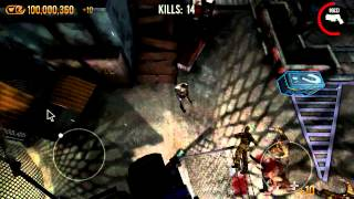 Dead on Arrival 2 / Robocop HD para Android (apk y datos sd)