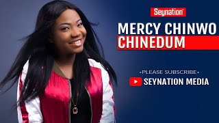 Mercy Chinwo /Seynation Media  - CHINEDUM  LYRICS  VIDEO (Please Subscribe)