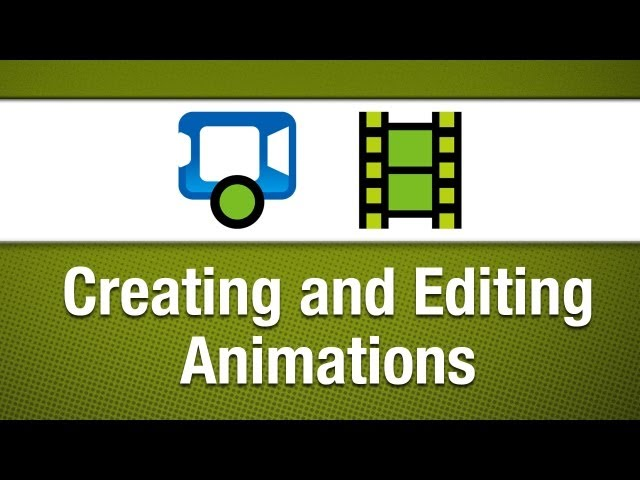 Building a Storyboard App - Part 2 - Animations