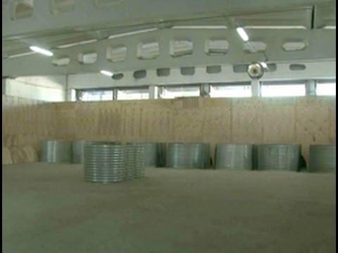 Овощехранилище  рассчитанное на хранение более 2 тыс. тонн овощей строят в Уральске