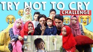 Download Lagu Tahan Tangis/Try Not To Cry challenge | Gen Halilintar Gratis STAFABAND