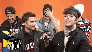 5 Things You Didn't Know About CNCO | MTV News