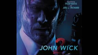 John Wick 2 - Suits Maps And Guns Soundtrack / Song