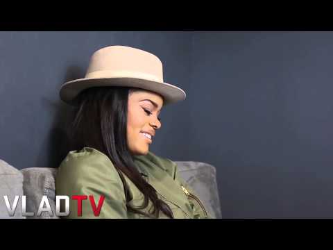 Teyana Taylor on Thirst Traps & Falling Back From Aaliyah Movie