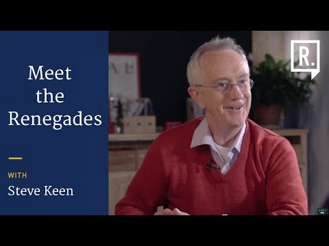 Meet the Renegades Steve Keen