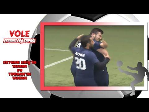 Vole Efsaneler Kupası | Ceyhun Eriş'in takımı - Evren Turhan'ın takımı mücadelesi