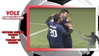 Vole Efsaneler Kupası | Ceyhun Eriş'in Takımı vs.Evren Turhan'ın Takımı