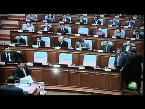Mr. Kem Sokha Elected as Vice President of National Assembly
