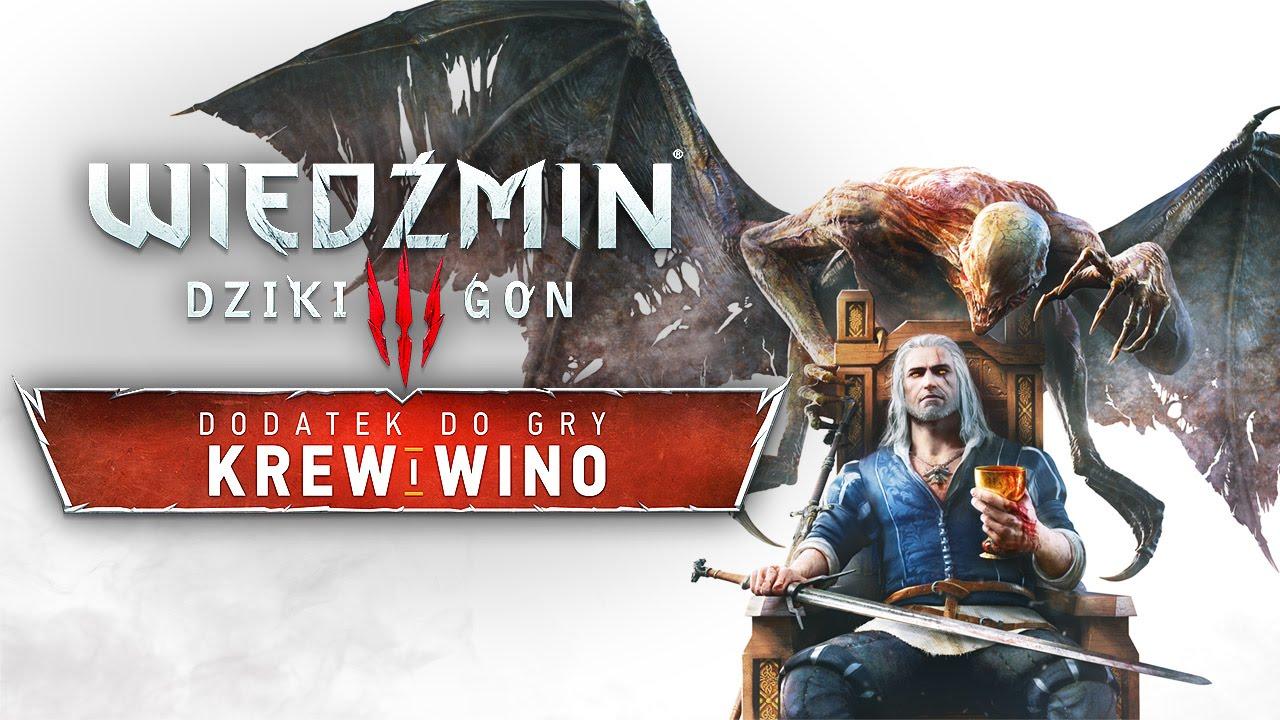 20 minut Krwi i Wina - graliśmy w dodatek do Wiedźmina 3! [tvgry.pl]