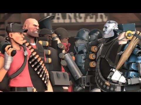 TF2: Easy Way to Beat MvM - Tier List for Mann vs Machine (Commentary)