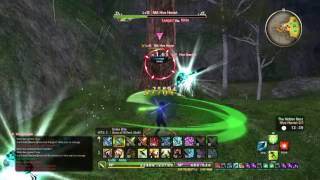 Effectively Farming Insectoid Gold Wings - Sword Art Online: Hollow Realization