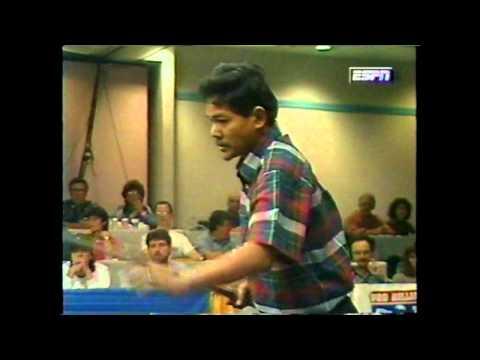 1994 US Open Semi Final: Tony Ellin Vs Efren Reyes