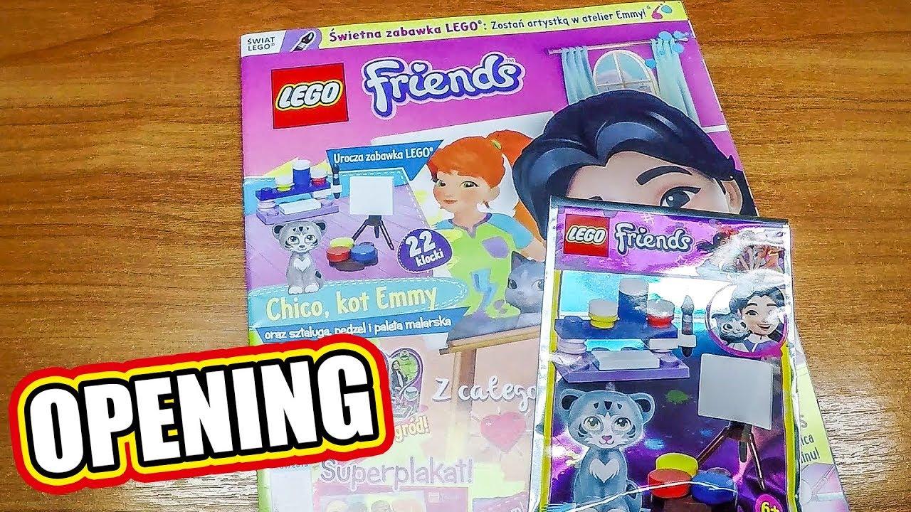 Lego Friends 12019 Opening Gazetki