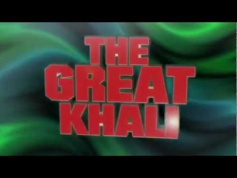 WWE The Great Khali Titantron New 2012 Titantron