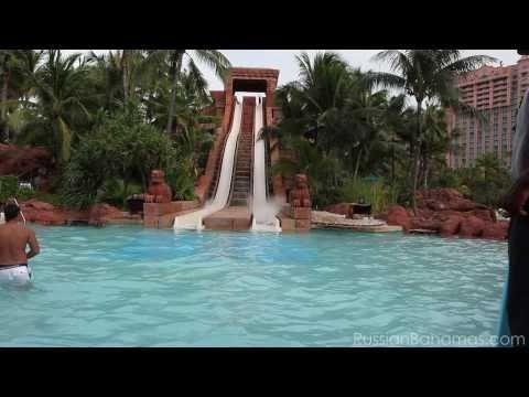 Отель Атлантис на Багамских островах