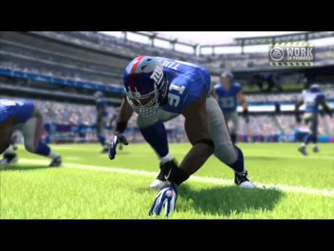 Exclusive Madden NFL 25 Blocking Information