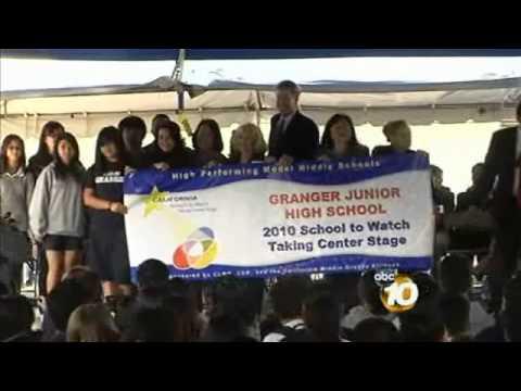 Granger Junior High School National City