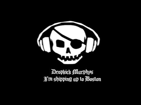 Dropkick Murphys - I'm shipping up to Boston [INSTRUMENTAL] [WITH CHORUS]