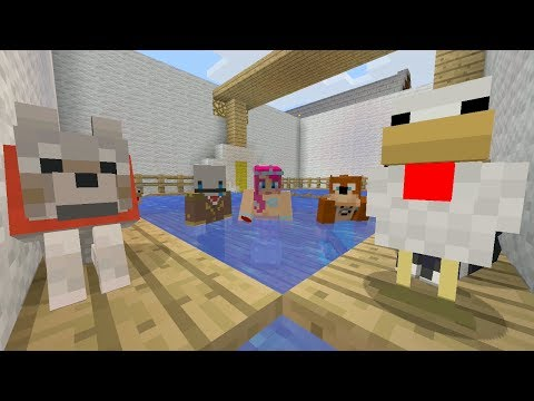 Minecraft Xbox Colourful Castle 170