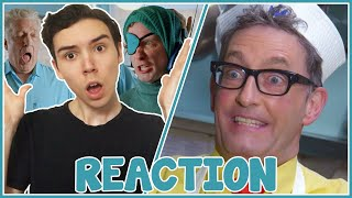 SpongeBob Cast Remake Iconic Scenes In Real Life Reaction