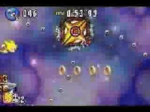 Sonic Advance 3 Extra Zone: Nonaggression Gemel Battle Video