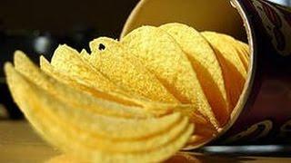 """Как сделать """"Хрустящие чипсы"""""""