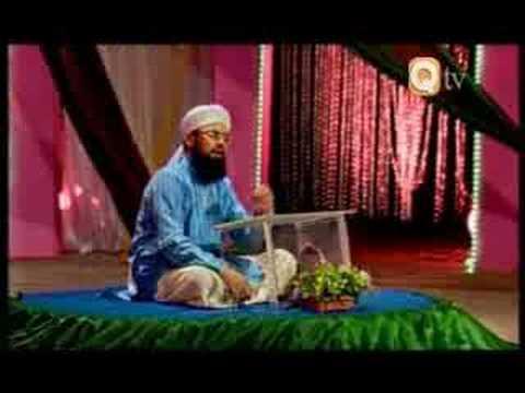 Naatein Sarkar Ki Partha-  Syed Furqan Qadri video