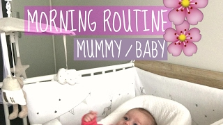 MORNING ROUTINE | BABY