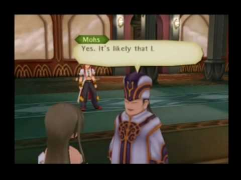 [Tales of the Abyss] The Goodwill Ambassador (NG+)
