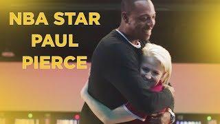 **EXCLUSIVE INTERVIEW** Basketball Legend Paul Pierce!
