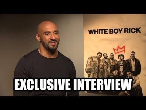 Yann Demange Talks WHITE BOY RICK - Exclusive Interview