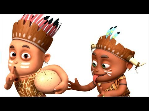 Timboo And Tuskar - S1E1 | Catching The Egg  | Funny Comedy Series | Videogyan Kids Shows