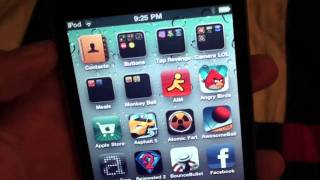 My top 20 iPod touch/iPhone apps!
