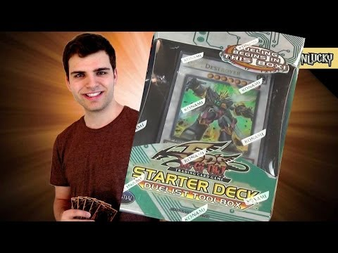 Best Yugioh 5ds Starter Deck Junk Destroyer Opening And Review! video
