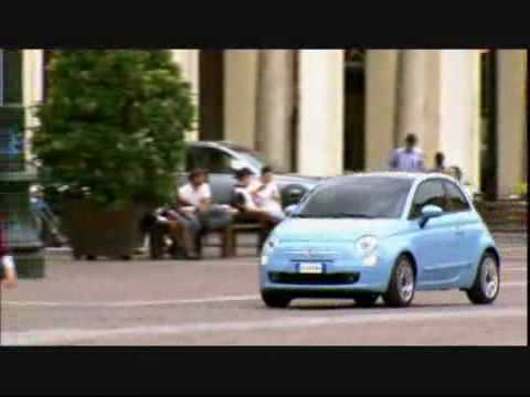 ► Fiat 500 with TwinAir   2-cylinder engine !