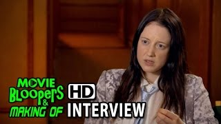 Birdman (2014) Andrea Riseborough (Laura) Interview