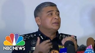 Download Police: Women In Kim Jong Nam Probe Knew Substance Was Toxic | NBC News 3Gp Mp4
