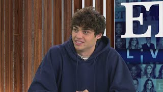 Noah Centineo Reacts to the Chilling Adventures of Sabrina Cast Crushing on Him