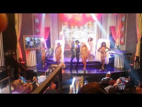 Ik's Big Brother Africa Hotshots Opening Performance video