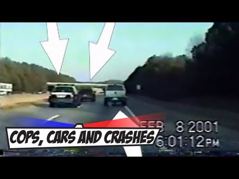 Cop with Advanced Driving Skills