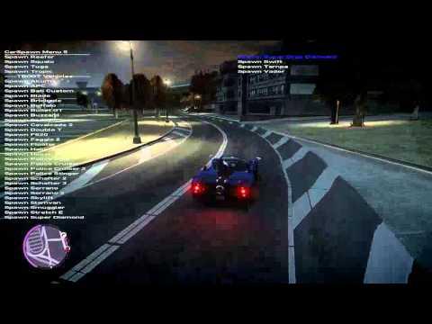 My moded GTA 4 EFLC Ver.2