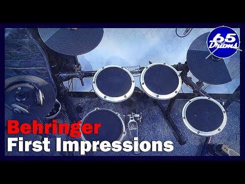 Behringer XD8USB First Impressions