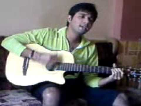 Hum jo chalne lage - Jab We Met (cover) acoustic version