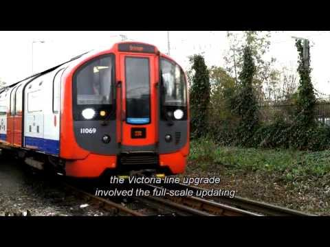 Jobcast: Victoria Line Upgrade Project - Bombardier Transportation (UK)
