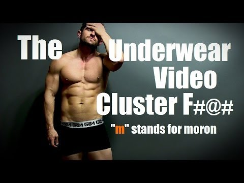 EXCLUSIVE Behind the Scenes Look: Underwear Video and Opportunity