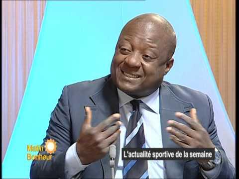 L'actualité sportive de la semaine avec Serges Dackoury du 4 Mai 2015