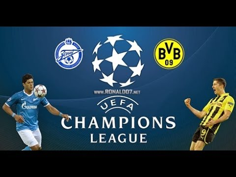 Champions League Achtelfinale Prognose Zenit St. Petersburg 2:4 Borussia Dortmund [FIFA 14 PROGNOSE]