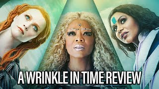 A WRINKLE IN TIME (2018) Movie Review