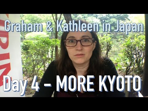 G&K In Japan - Day 4: The Bamboo Forest
