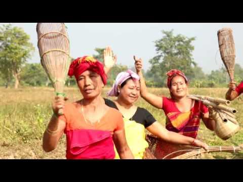 riba riba foi modern rabha song by jyotshna rabha